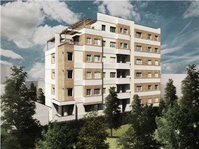 Vanzare apartament 3 camere in bloc nou, zona Romana