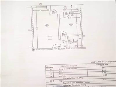 CromaImob - Vanzare apartament 2 camere in bloc nou, zona 9 Mai