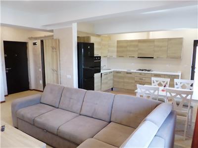 CromaImob  Vanzare apartament 3 camere, bloc nou, terasa 30mp, zona Marasesti
